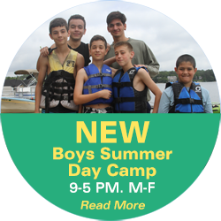 Boys day camp